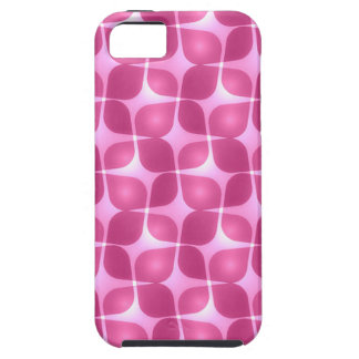 Retro Himbeere iPhone 5 Case
