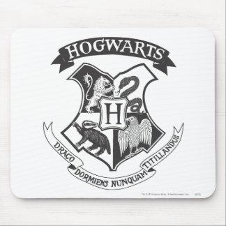 Retro Hogwarts Wappen Harry Potter | Mousepads
