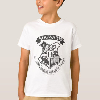Retro Hogwarts Wappen Harry Potter | T-Shirt