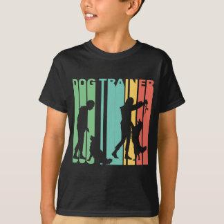 Retro Hundetrainer T-Shirt