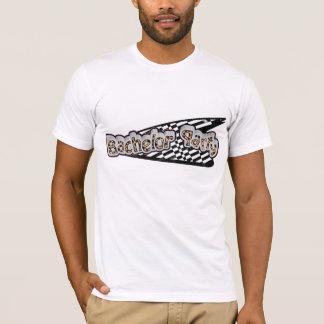 Retro Junggeselle-Party T-Shirt