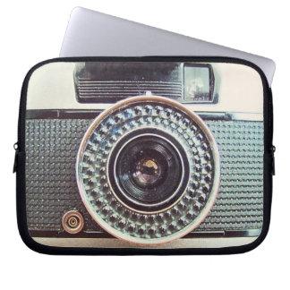 Retro Kamera Laptopschutzhülle