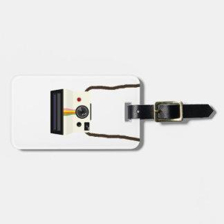 Retro Kamera mit Bügel Kofferanhänger