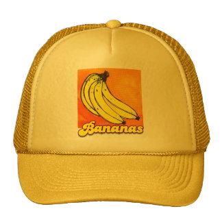 Retro Kappe der Bananen