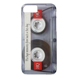 Retro Kassette iPhone 7 Hülle