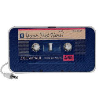 Retro Kassette Speaker System