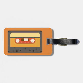 Retro Kassetten-Gepäckanhänger Kofferanhänger