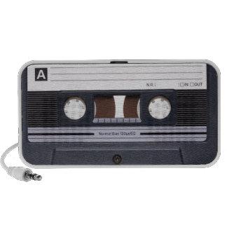 Retro Kassetten-Lautsprecher