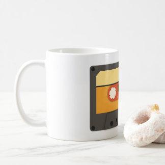 Retro Kassetten-Tasse Kaffeetasse