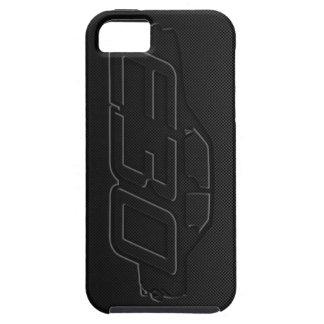 Retro Kasten des Telefon-E30 iPhone 5 Etui