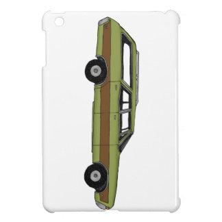 Retro Kombiwagen iPad Mini Hülle