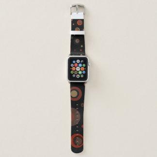 Retro Kreise Apple Watch Armband