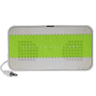 Retro Laptop Lautsprecher