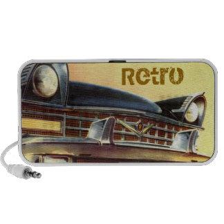 Retro Notebook Lautsprecher