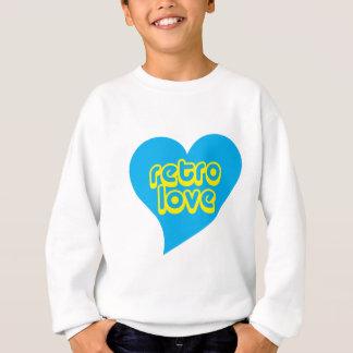 Retro Liebe Sweatshirt