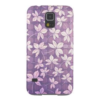 Retro Lila Samsung S5 Cover