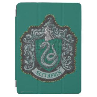 Retro mächtiges Slytherin Wappen Harry Potter | iPad Air Hülle