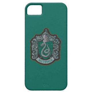 Retro mächtiges Slytherin Wappen Harry Potter   iPhone 5 Hüllen