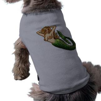 Retro Meerjungfrau T-Shirt