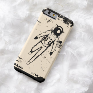 Retro Mond gehender iPhone 6 Fall Barely There iPhone 6 Hülle