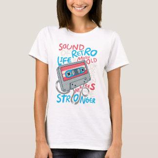 RETRO MUSIK T-Shirt
