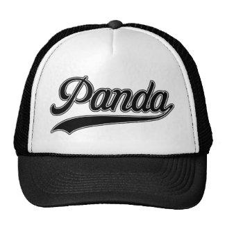Retro Panda Baseball Cap