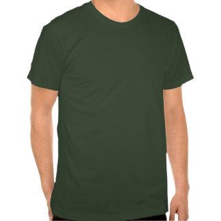 Retro Party-Hintergrund Shirt