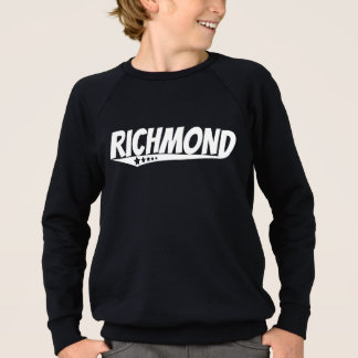 Retro Richmond-Logo Sweatshirt
