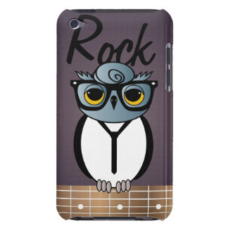 Retro RockaBilly Case-Mate-Fall Eulenipod-Touch-4 Barely There iPod Case