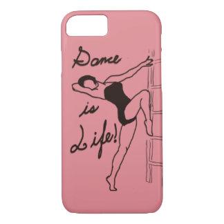Retro rosa iphone 6 Fall iPhone 8/7 Hülle