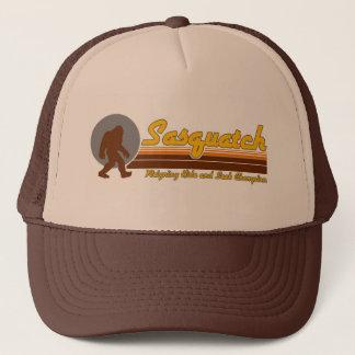 Retro Sasquatch Truckerkappe