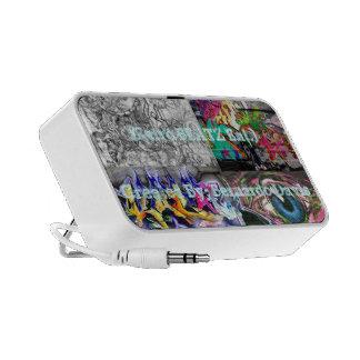Retro Schläge Notebook Lautsprecher