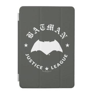 Retro Schläger-Emblem der Gerechtigkeits-Liga-| iPad Mini Hülle