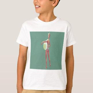 Retro Strandbaby T-Shirt