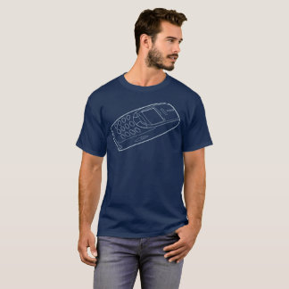 Retro T-Shirt des Telefon-3310