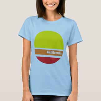 Retro T - Shirt Kaliforniens