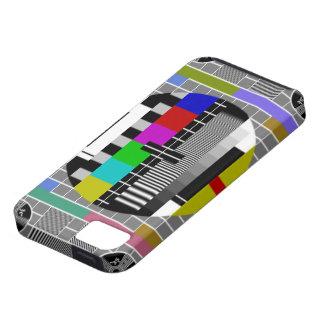 Retro Teletext-Muster iPhone 5 Case-Mate Etui Fürs iPhone 5