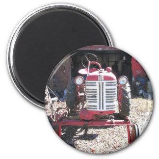 Retro Traktor Kühlschrankmagnete