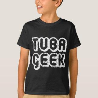 Retro Tuba-Aussenseiter-Musik-Geschenk T-Shirt