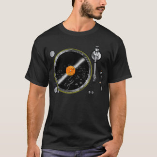 Retro Turntable-T - Shirt