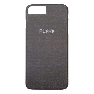 Retro VHS Apple/androider Telefon-Kasten iPhone 8 Plus/7 Plus Hülle