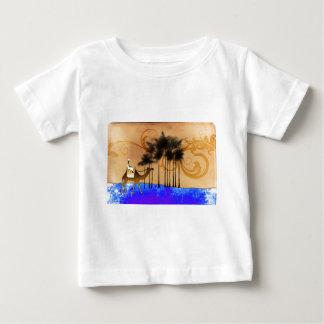 Retro Vintage Artgeschenke 44 Afrikas Baby T-shirt