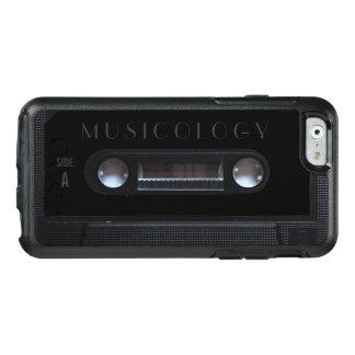 Retro Vintage Audioartkassettenabdeckung OtterBox iPhone 6/6s Hülle