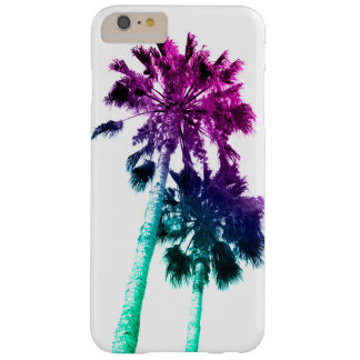 Retro Vintage Ombre Pop-Kunst Los Angeles Barely There iPhone 6 Plus Hülle