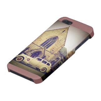 Retro Vintager Iphone 5 Fall iPhone 5 Schutzhülle
