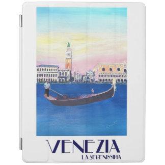 Retro Vintages Plakat Venedigs Italien iPad Hülle