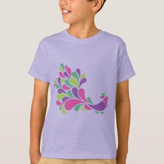 Retro Vogel T-Shirt