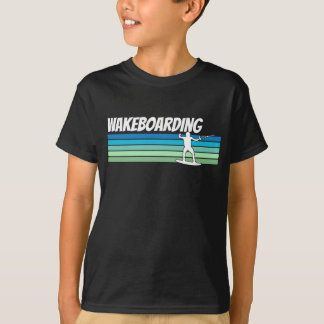 Retro Wakeboarding T-Shirt