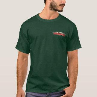 Retro Weg Autoworks Farbe T T-Shirt