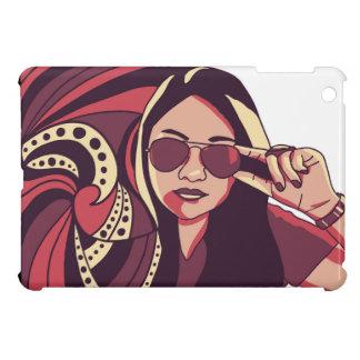 RetroGirl iPad case